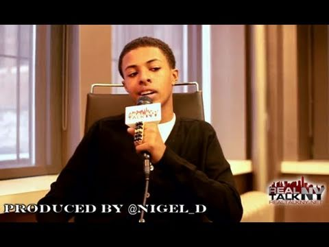 Diggy Simmons Speaks On Mixtapes,Getting Signed, Start In Rap & More