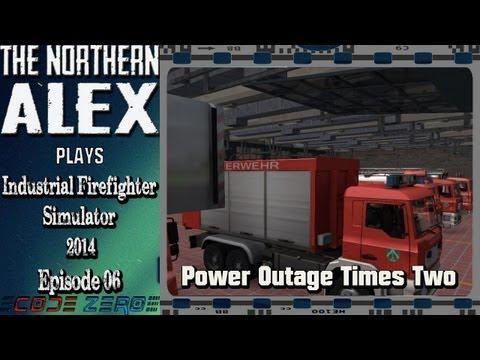 Industrial Firefighter Simulator 2014 Episode 06