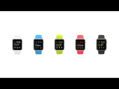 Apple iWatch Trailer (Official Trailer) (Apple Watch)