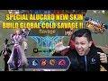 NEW SKIN ALUCARD BUILD COLD SAVAGE !!! - MOBILE LEGEND BANG BANG MP3