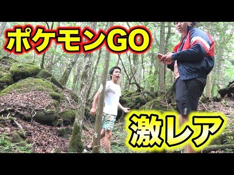 【ポケモンGO攻略動画】不謹慎!?ゴースト出現??富士の樹海でポケモンGOをしたら超レアポケモンが現れた!!  – 長さ: 8:19。