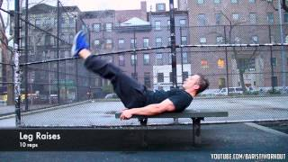 2 Calisthenics Workout Routines (Beginner/Intermediate)
