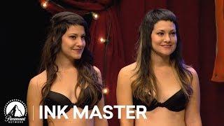 Ink Master Season 4, Episode 3: Twin Tattooing Flash Challenge
