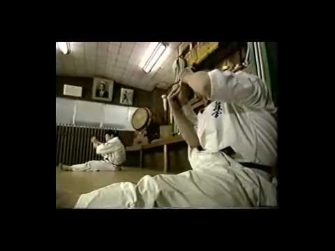 Kyokushinkai Karate Sosai Masutatsu Oyama Image 1