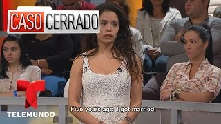 Download My sister is my mom, Caso Cerrado in 8 minutes | Caso Cerrado | Telemundo English 3Gp Mp4