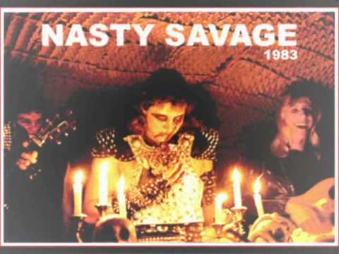 Nasty Savage - Witches Sabbath
