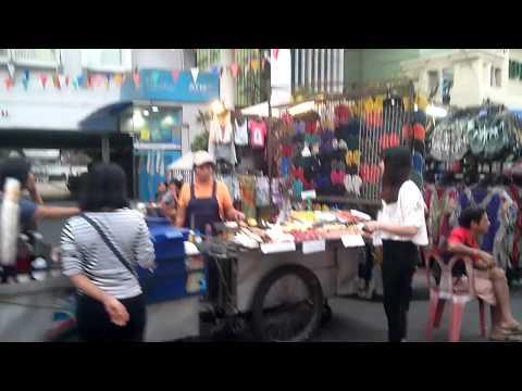 Khaosan Road Bangkok Thailand