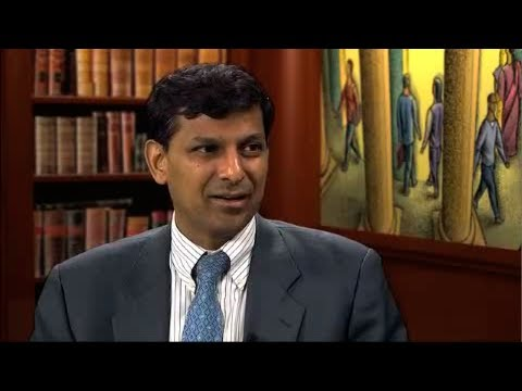 Raghuram Rajan on the U.S. Economy and Financial Regulation
