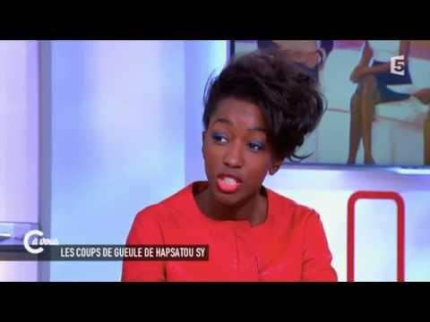 Hapsatou Sy revient sur la polémique entourant Willy Sagnol - C à vous - 20/02/2015
