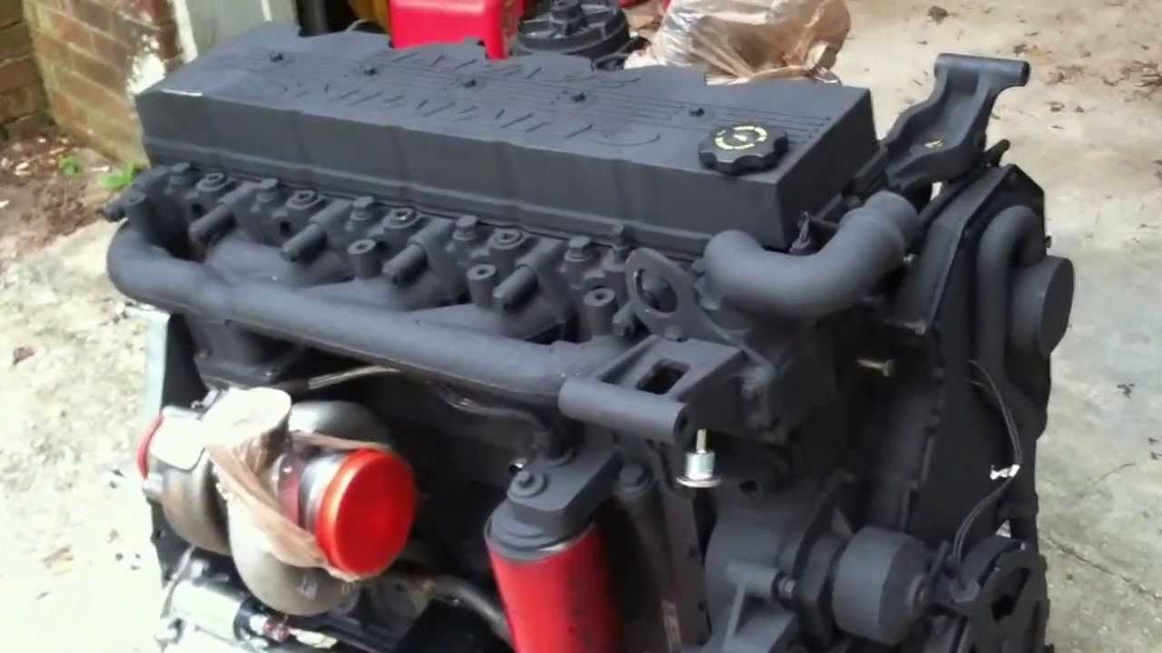 Fummins Ford Cummins Conversion Video 1 7 3 Is Out