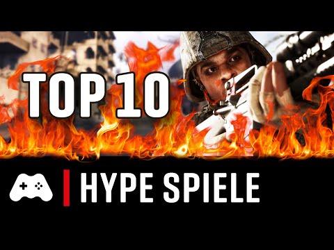TOP 10 ► Hype-Spiele in der Entwicklungshölle