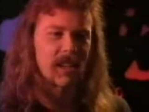 Metallica 1992 documentary part 1