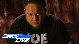 Samoa Joe vows to take the WWE Title from Kofi Kingston: SmackDown LIVE, July 9, 2019