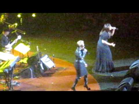 Jazmine Sullivan and Mary J. Blige @ American Airlines Arena