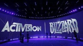 Activision Blizzard Film Studio Announced - #CUPodcast
