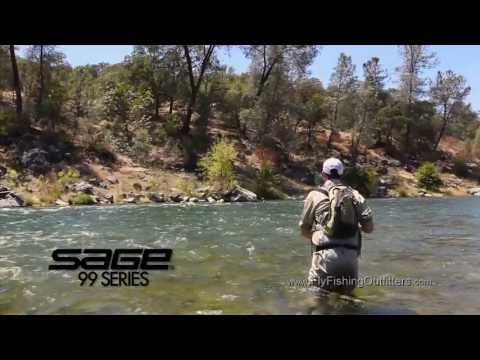 sage 99 series fly rod review leland fly fishing