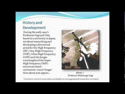 Theory & Design of the Yagi-Uda Array Aerial [II][L][5].wmv