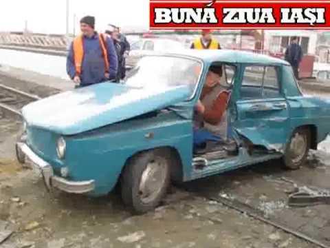 Dacia 1100 Accident Iasi  Dacia 1100 Interior