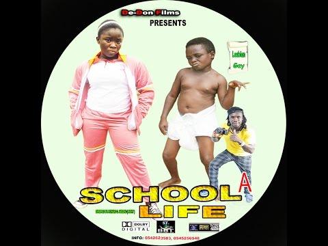 SCHOOL LIFE PART 1 LATEST GHANAIAN TWI MOVIE