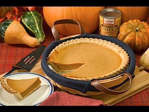Receta para preparar Pie de Calabaza