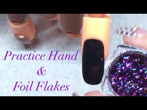 Practice Hand Opening & Foil Flakes Review