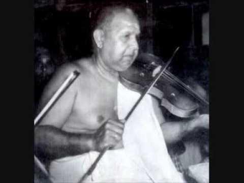 Chembai Vaidyanatha Bhagavathar: Thripura Sundari