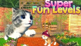 Cat Sim Multiplayer - Android Gameplay HD