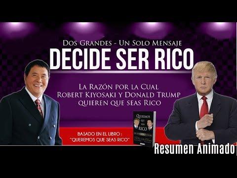 Descubre la Decisión más Importante para Empezar a Ser Rico desde Hoy - Robert Kiyosaki