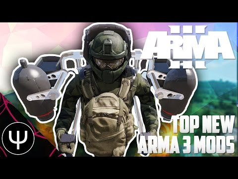 ARMA 3 — Top New ARMA 3 Mods!