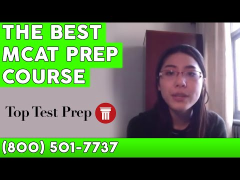 The Best MCAT Prep Course | TopTestPrep.com