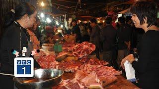 Sợ dịch tả, người dân ăn thịt bò thay cho thịt lợn