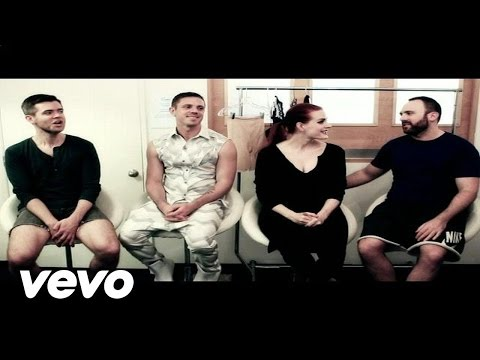 Scissor Sisters &#8211; Only The Horses (Behind The Scenes)