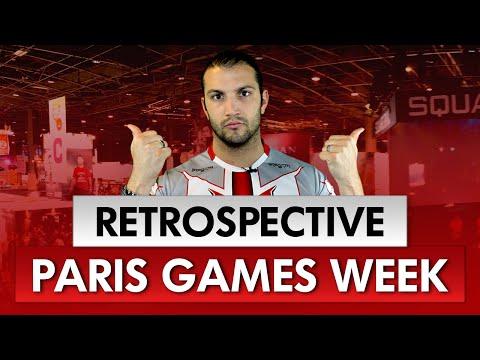 Plan Paris Games Week 2014 Paris Games Week 2014 ma r