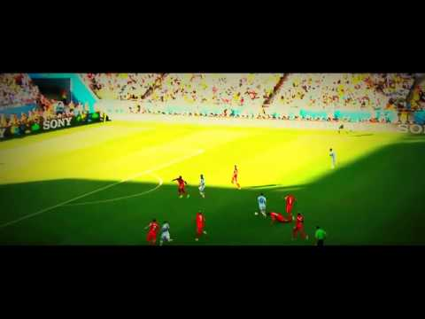 Lionel Messi   World Cup 2014   The Movie