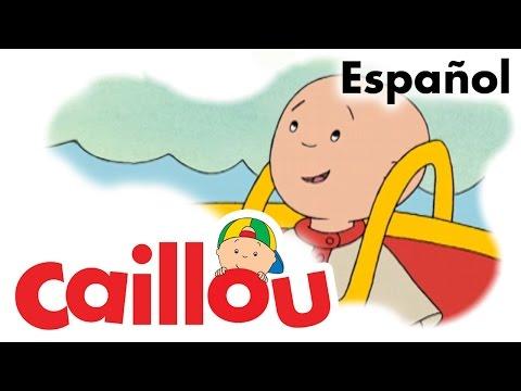 Caillou ESPAÑOL - Caillou va a un parque de diversiones  (S01E41)
