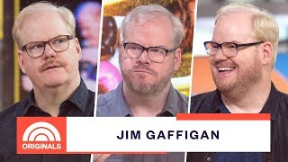 Comedian Jim Gaffigan Crashes TODAY, Explains Why He Loves Eating & More | TODAY