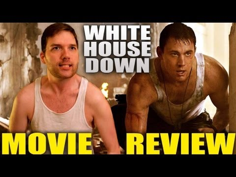 White House Down - Movie Review By Chris Stuckmann