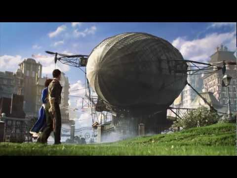 BioShock Infinite: Cinematic Trailer (1080p) HD