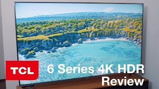 "TCL 6 Series 65"" 4K HDR Review - Best ""Budget"" Dolby Vision TV?"