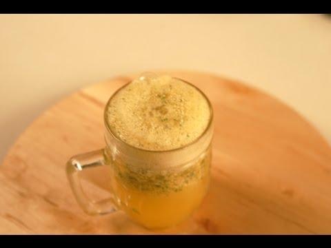 ORANGE BEER (Mocktail Beer)