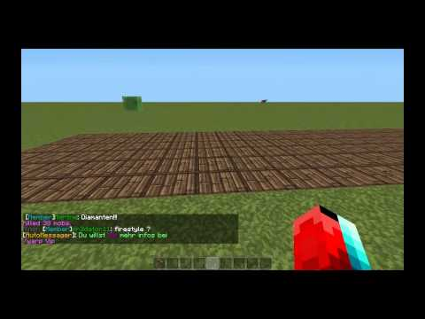Minecraft Bukkit 1.3.2  Worldedit-Worldguard [Tutorial] [HD] [deutsch]