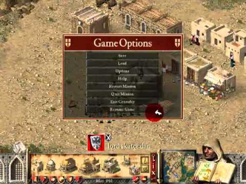 como utilizar cheat engine con stronghold crusader