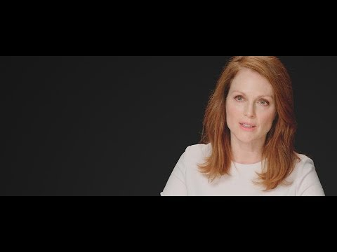 The Hunger Games: Mockingjay Part 1 - Julianne Moore TheHungerGamesExclusive.com Interview