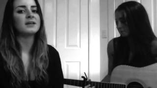 Colbie Caillat - One Fine Wire (cover by Brittni and Georgia Dominelli)