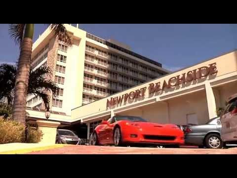 Maravillosas vacaciones en Miami - Orlando - Crucero. Newport Beachside Resort.