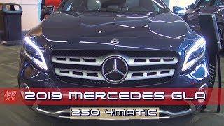 2019 Mercedes GLA 250 4Matic - Exterior And Interior - 2019 Ottawa Auto Show