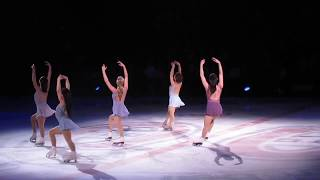 Stars On Ice Montreal - All Girls Number