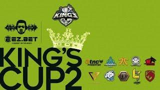 [DOTA 2 LIVE PH] Tigers VS Sterling Global Dragons |Bo2| King's Cup