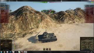 World of Tanks тащим на Т-34-85