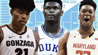 2019 NCAA March Madness: Who To Watch, Underdogs & Big Bracket Breakdown